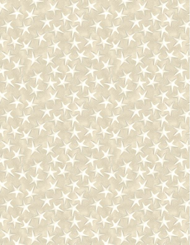 Coastal Bliss Starfish Lt Taupe