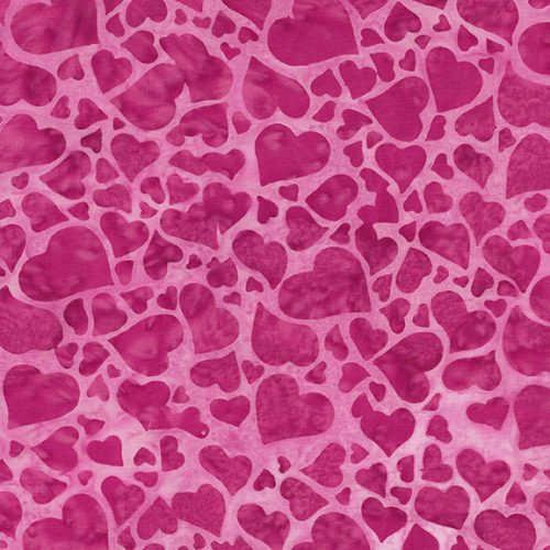 Love & Kisses    Tossed Hearts   Raspberry