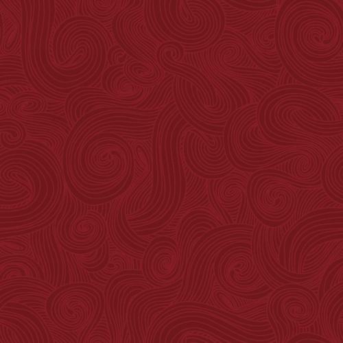 Just Color Swirl Burgundy