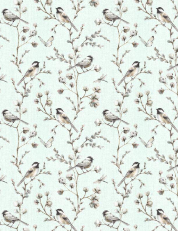 A Country Weekend     Birds & Butterflies   Pale Seaglass