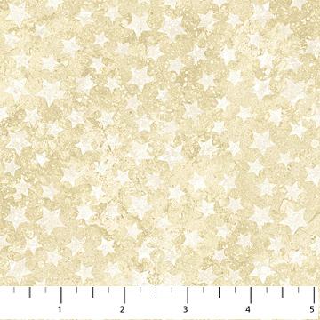 Stars & Stripes  - Ivory