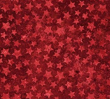 Stars & Stripes  - Red
