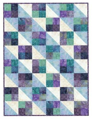 Four Square Quilt Kit
