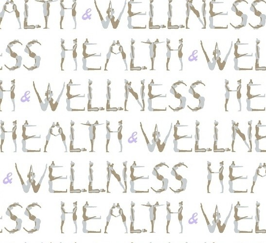 Health and Wellness White