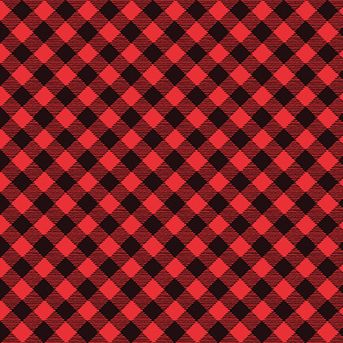 Snow Place Like Home Buffalo Plaid