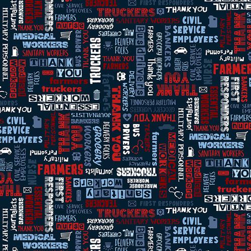 Essential Heroes   Patriotic Words of Thanks