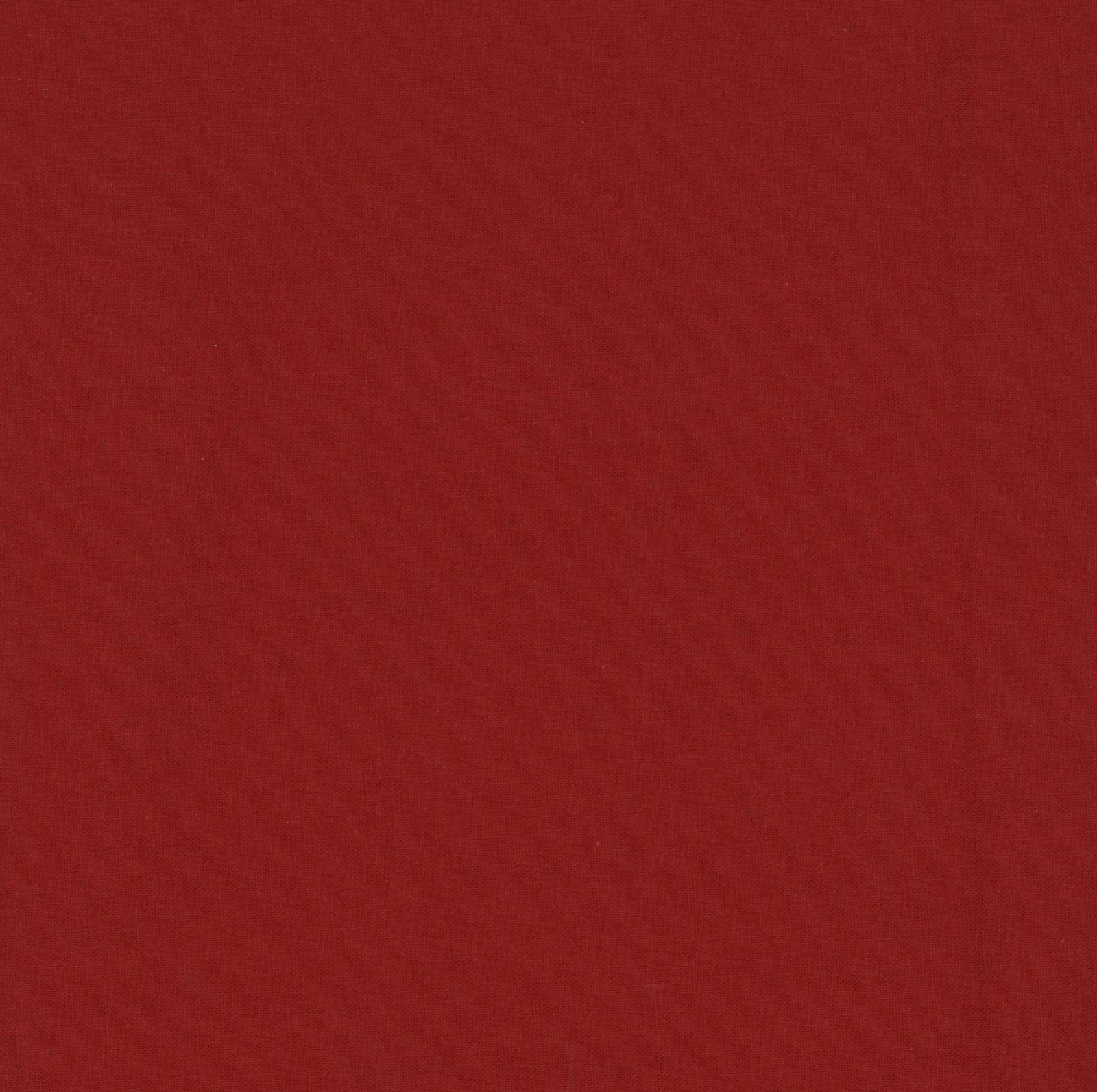 Oasis Solid  Heirloom Red