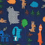 Forest Friend-zy Collection, Forest Friendz Navy
