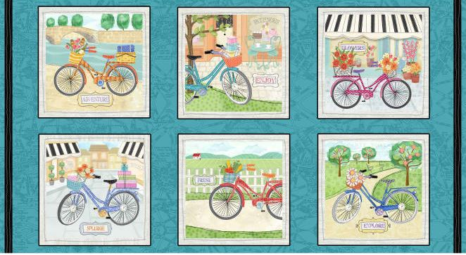 Enjoy the Journey Bike Blocks