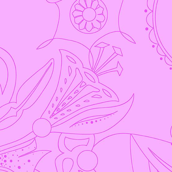 Sun Print Luminance       Carved      Lilac