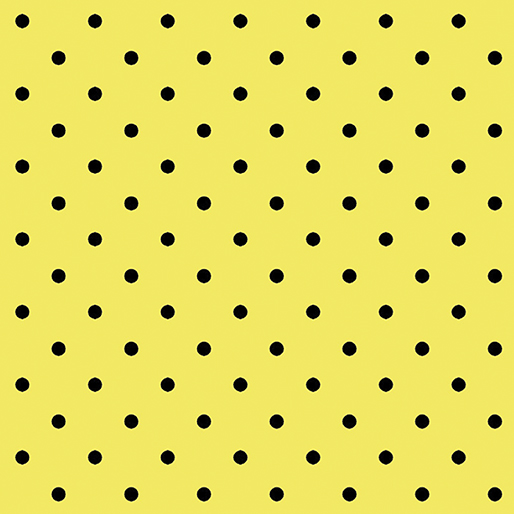 Lemon Dot Drops Lemon Yellow
