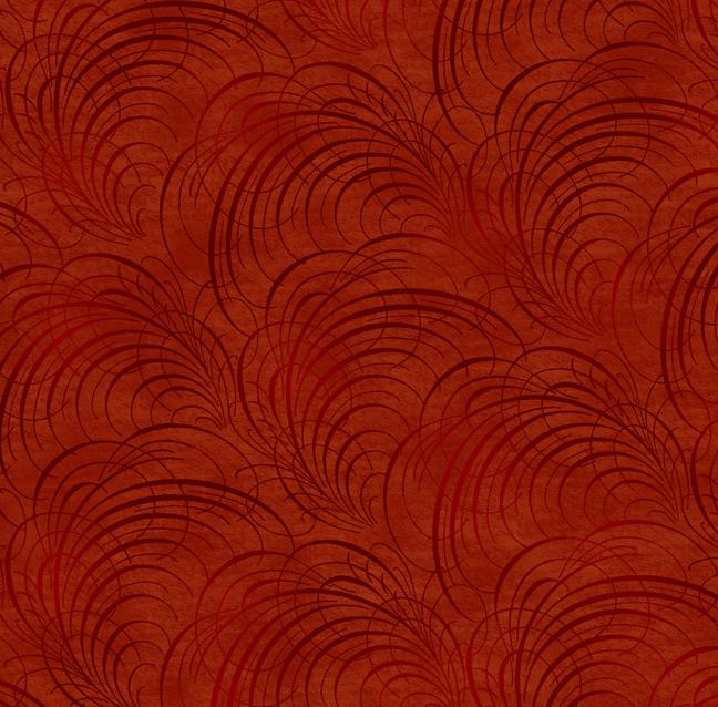 Tonal Swirl Red