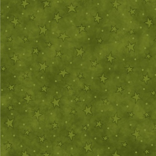 Starry Basics  - Green