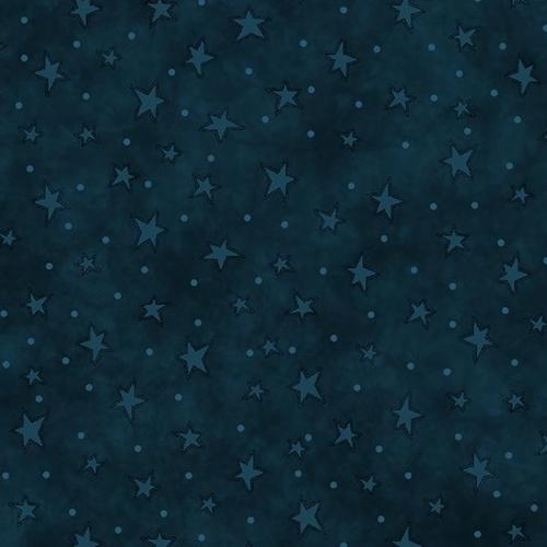 Starry Basics - Indigo