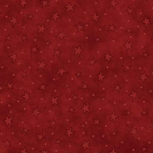 Starry Basics - Red