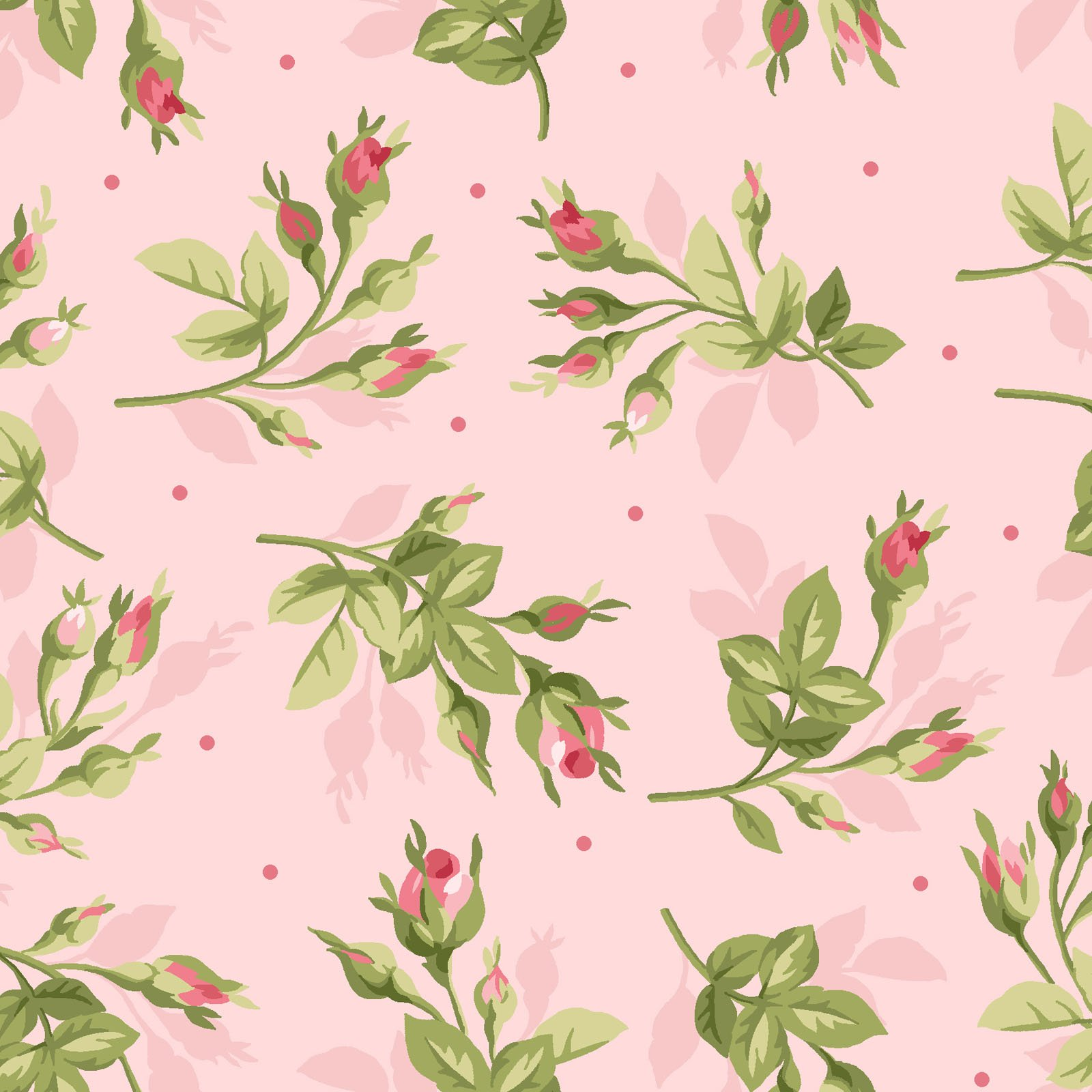 Rosebud Pink