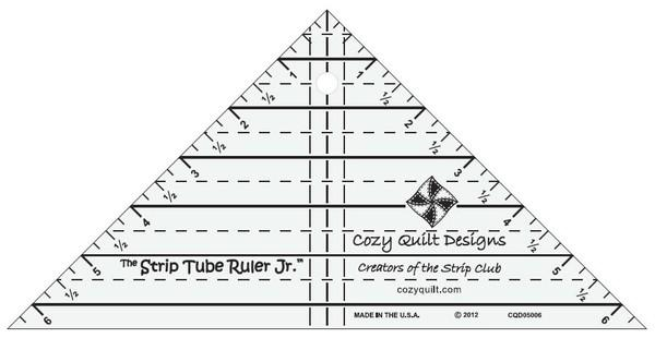 Strip Tube Ruler Jr.