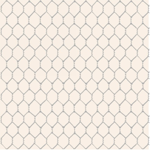 Chicken Wire Ivory