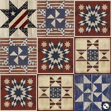 Patriotic Summer   Quilts