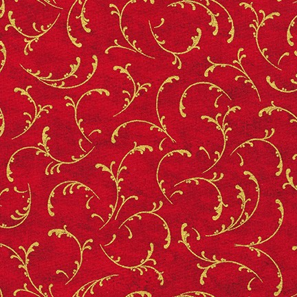 Winter's Grandeur 9     Red