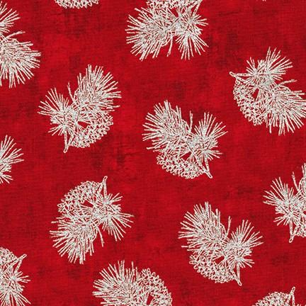 Winter's Grandeur 9     Scarlet