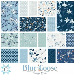 Blue Goose   Fat Quarter Bundle   (17)