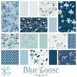 "Blue Goose   5"" Charm Pack  (42)"