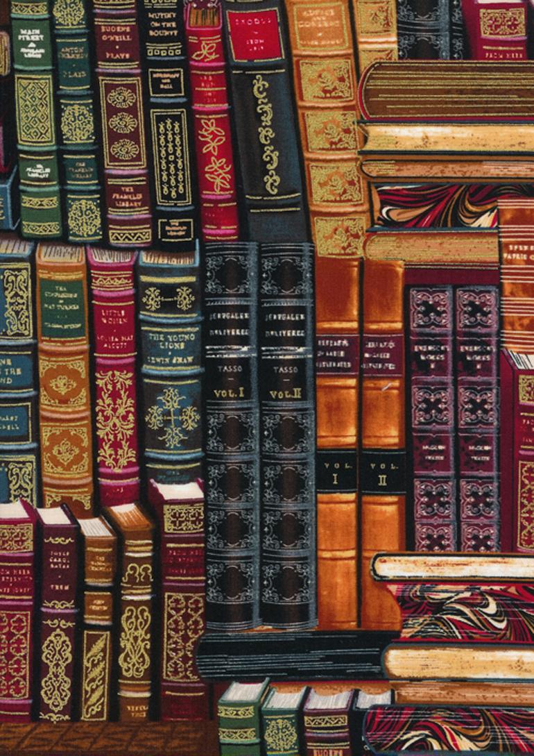 Library Books Multi