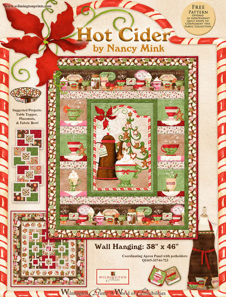 Hot Cider Wall Hanging Kit