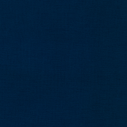 Kona Cotton  Navy