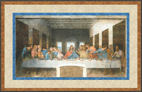 The Last Supper - FREE PATTERN