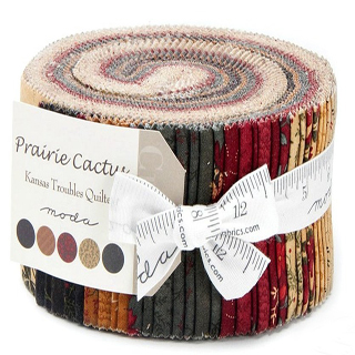 Prairie Cactus Jelly Roll