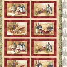 Vino Bellisimo Placemat Panel Multi