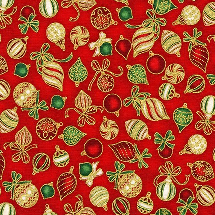 Holiday Charms      Red