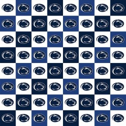 Penn State College Cotton Print  Digital