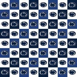 Penn State College Cotton Print  Digital
