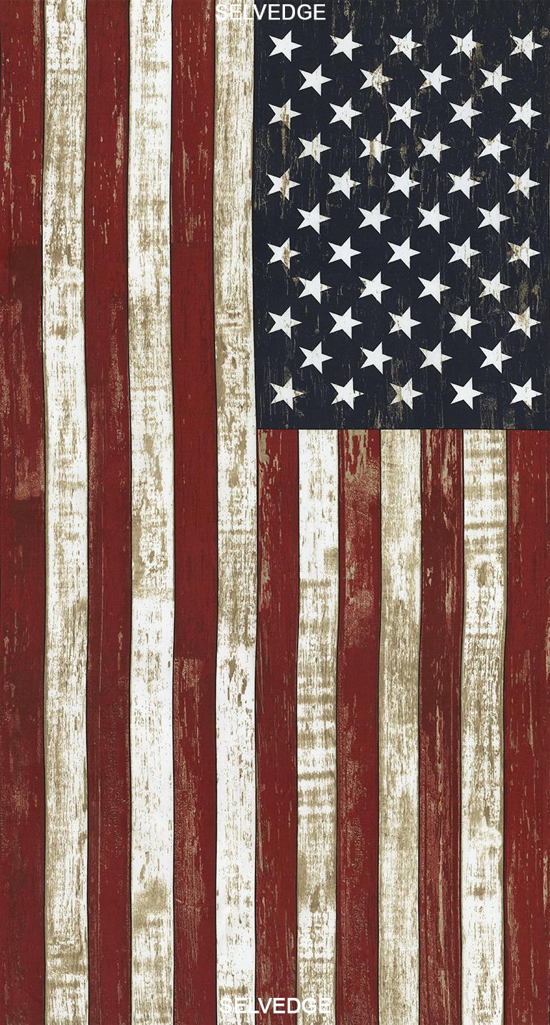 USA Flag - Panel