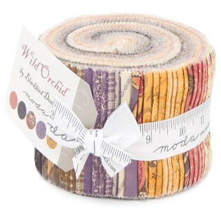 Wild Orchid Jelly Roll