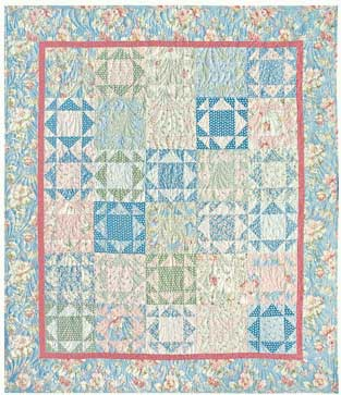Attic Treasures Quilt Kit