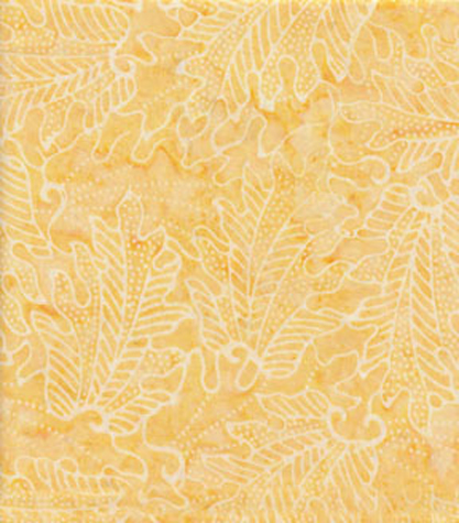 Tropicana Balis Island Leaves Light Yellow
