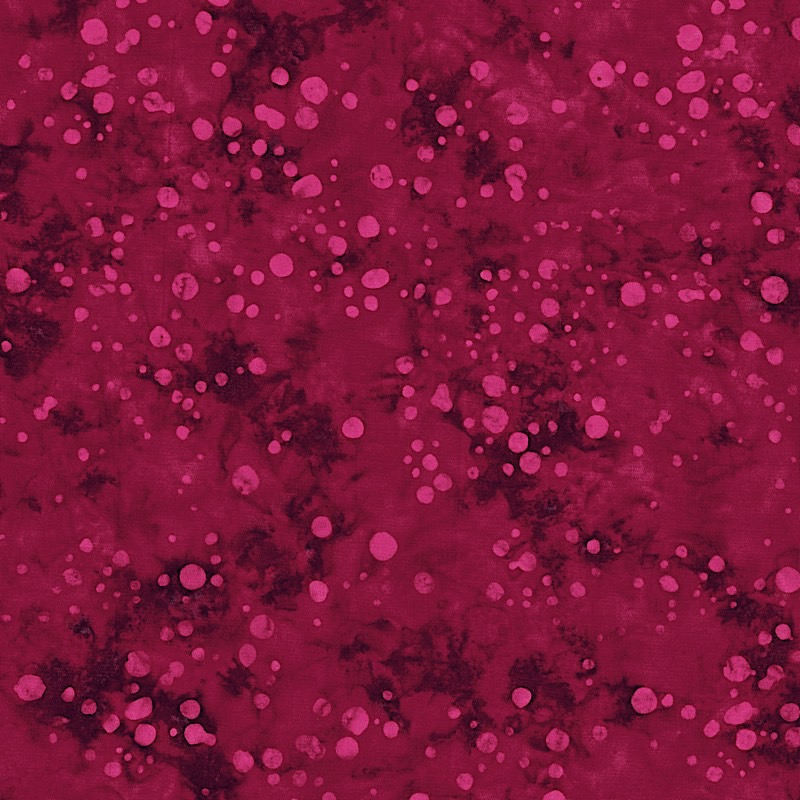 Blossom Batiks Valley Raspberry