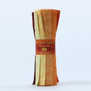 Artisan Spirit Roll Sunglow 9 Fat Quarters